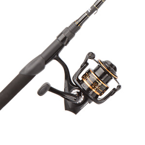 Abu garcia rod and reel combo