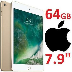 REFURB APPLE IPAD MINI 4 64GB WIFI - 111420524 - GOLD TABLET ELECTRONICS