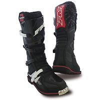 Stivali Moto Cross Enduro Thunder 2 En Nero Fm Racing Size 43 -  - ebay.it