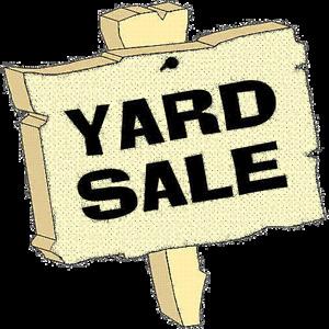 YARD SALE / MOVING #3974 Shore Rd. Rte 245 The Ponds Merigomish