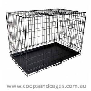 Quality Medium Dog Cages ON SALE 39% OFF with FREE SHIPPING Carlton Melbourne City Preview