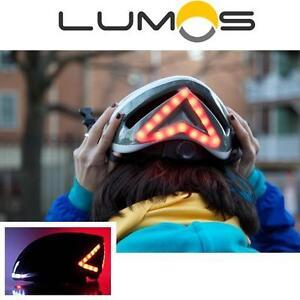 NEW LUMOS ADULT BICYCLE HELMET (54 - 62CM) - CHARCOAL BLACK 109189437