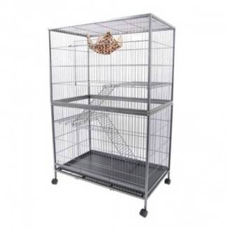 FREE SHIPPING - FERRET CAGE (LARGE) Carlton Melbourne City Preview