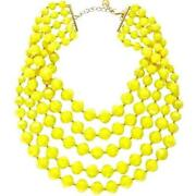 Kate Spade Yellow Necklace