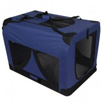 FREE SHIPPING - PORTABLE TRAVEL DOG CARRIER (EXTRA LARGE) - B... Fortitude Valley Brisbane North East Preview