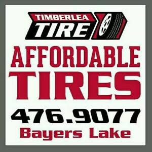 AFFORDABLE  TIRES