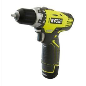 Ryobi Cordless 12V 1.3Ah Li-ion Drill Driver RCD120