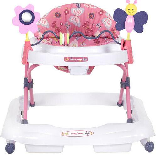 Andadores Para Bebes Niñas Caminador Baby Girl Walker with