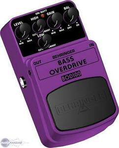 New Still in Package - BOD 100 BASS PEDAL -  only $15