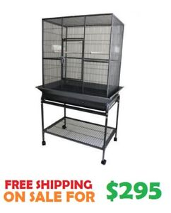 NEW BIRD CAGES!
