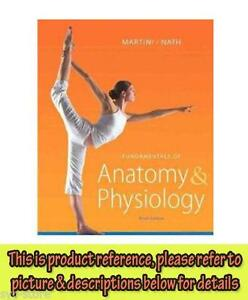 Anatomy and physiology textbooks education ebay anatomy and physiology martini fandeluxe Images