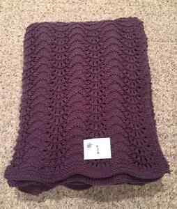 Knitted One Piece Adult Sized Afghans