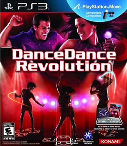Dance Dance Revolution for Playstation 3