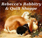 Rebeccas Rabbitry Quilt Shoppe