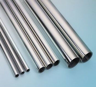 304 Stainless Steel Capillary Tube Length 20 Dia3 4 5 6 8 10 12mm Wall0.5-2mm