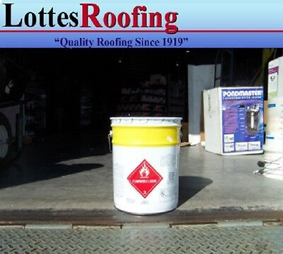 36- 5 Gal Solvent Epdm And Tpo Rubber Roofing Bonding Adhesive