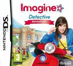 Imagine Detective Adventures (Nintendo DS nieuw)