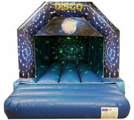 Bouncy Castle for sale nearly new