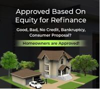 Mortgages - Private Mortgages - Refinance - Loans