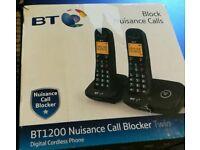 Bt cordless telephones