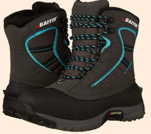 Baffin SAGE winter boots size 10M (fits size 6-7)