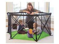 Great value indoor and outdoor playpen
