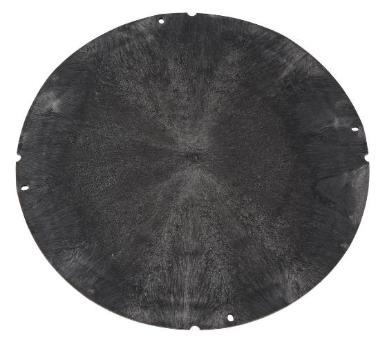 18 inch solid sump basin cover heavyduty