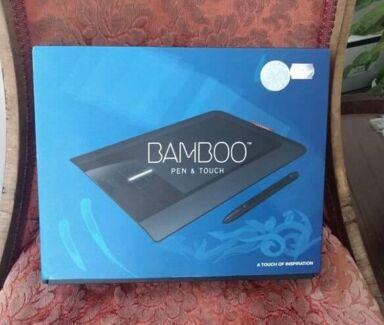 Wacom Bamboo CTH-460 - Black