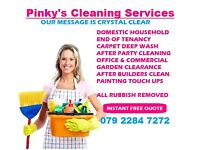 House Office Cleaning London Domestic & Commercial Cleaning & Ironing, All Rubbish Removed London