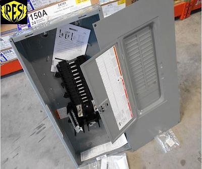 Nib Square D Qo124l150g 150 Amp Main Lug Single Phase N1 Load Center Wfree Covr