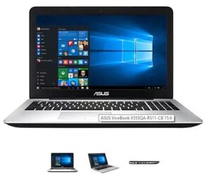 "SALE on new ASUS 15.6"" 3.5Ghz 1TB HDD 8gb ram Win 10 laptop!"
