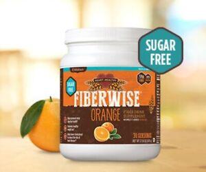 Melaleuca Fiberwise Orange Fiber Drink Supplement Sugar-Free