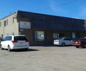 Machine/Contractor Shop, Warehouse or Manufacturing 2500 sf& UP