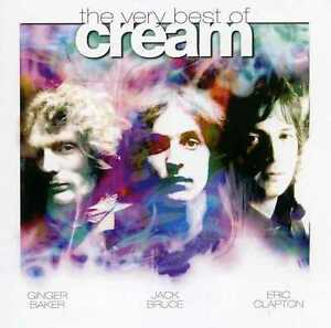 CREAM-NEW-SEALED-CD-THE-VERY-BEST-OF-GREATEST-HITS-GINGER-BAKER-ERIC-CLAPTON