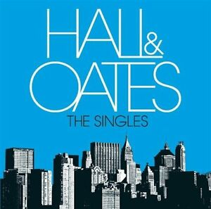DARYL HALL & AND JOHN OATES ( NEW CD ) THE SINGLES GREATEST HITS / VERY BEST OF