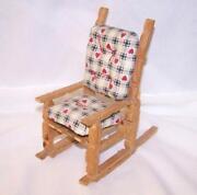 Chair Pin Cushion