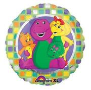 Barney Balloons