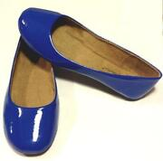 Womens Royal Blue Shoes Size 9