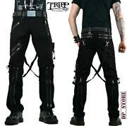 Black Tripp Pants
