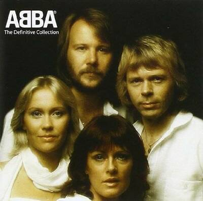 The Definitive Collection [2 CD] - Audio CD By Abba - VERY GOOD