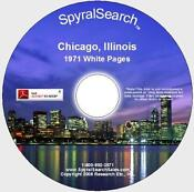 Chicago Telephone Directory