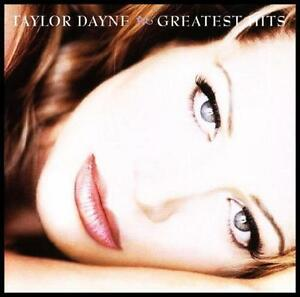 TAYLOR-DAYNE-GREATEST-HITS-CD-80s-90s-DANE-BEST-OF-NEW