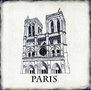 Canvas Pictures Paris