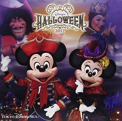 [CD] Tokio Disney Sea Disney Halloween 2017 Neu aus Japan