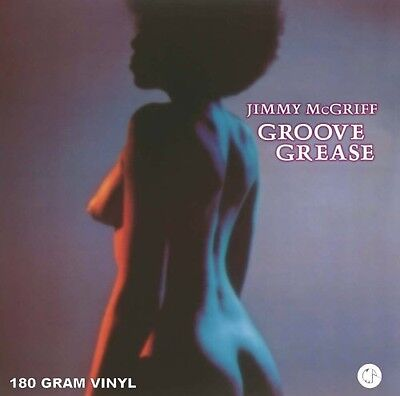Jimmy Mcgriff Groove Grease  Vinyl New  Still Sealed Lp Jazz Funk Nude 180 Gram