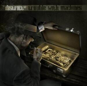 District-97-Trouble-with-machines-CD-DVD-NEU