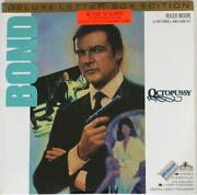 James Bond Laserdisc