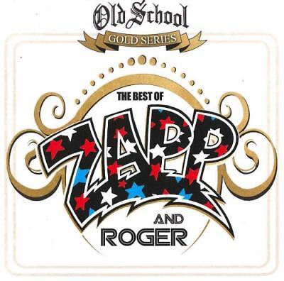 ROGER (ZAPP)/ZAPP - THE BEST OF ZAPP & ROGER NEW CD for sale  USA
