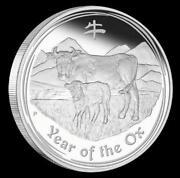 2009 Silver Ox