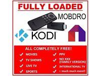 Amazon Fire TV Stick INSTALLATION SERVICE :: KODI, MOBDRO, LIVE SPORTS, MOVIES